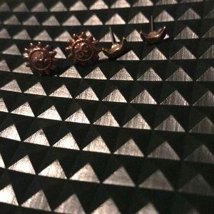 Sun ☀️ and Moon 🌝 Earrings